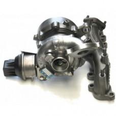 Turboduchadlo Volkswagen Eos 2.0 TDI 103 kW CBAB CBDA CBDB