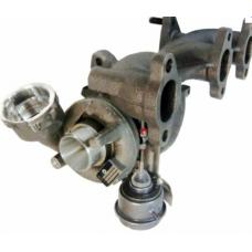 Repasované turbo Škoda Fabia 1.4 TDI 51 kW