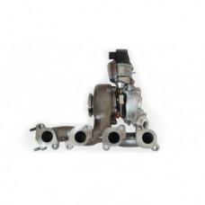 Turboduchadlo Škoda Superb II 2.0 TDI 125 kW CFFA/CFFB