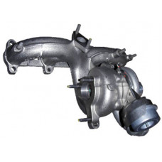 Turboduchadlo Ford Galaxy 1.9 TDI AUY (713673-5006S)