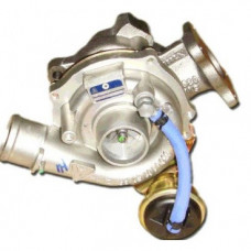 Turboduchadlo Citroen C 4 2.0 HDi 100 kW DW10BTED4