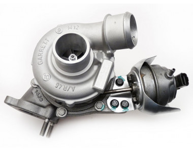 Repasované Turboduchadlo Ford Galaxy II 2.0 TDCi 120 kW DW10C PSA